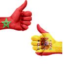 España con Marruecos
