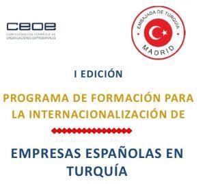 Internacionalización de la empresa española en Turquía